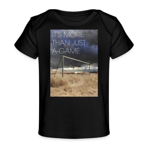 more - Organic Baby T-Shirt