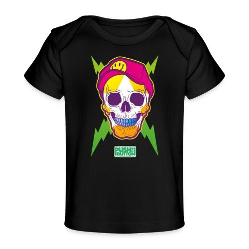 Ptb skullhead - Organic Baby T-Shirt