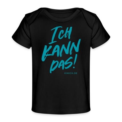 Ich kann das - Baby Bio-T-Shirt