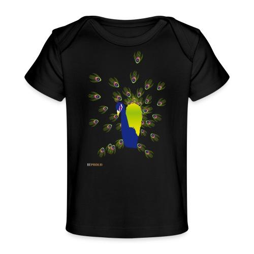 BEPROUD.png - Baby bio-T-shirt