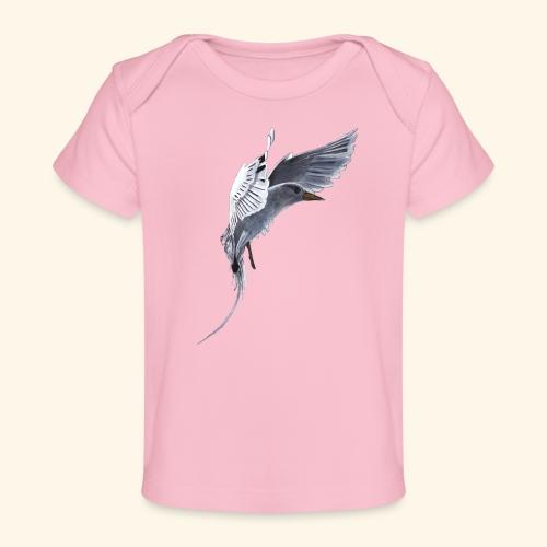 Weißschwanz Tropenvogel - Baby Bio-T-Shirt
