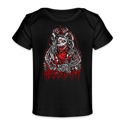 Murderous Beauty Absurd Art - Baby Bio-T-Shirt