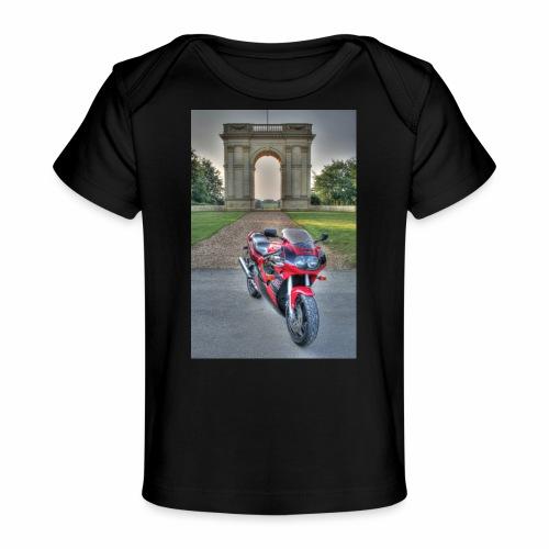 IMG 1000 1 2 tonemapped jpg - Organic Baby T-Shirt
