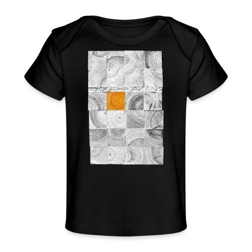 Cubes de Bois - T-shirt bio Bébé
