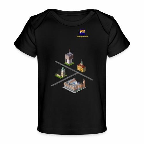 Raumagame mix - Vauvojen luomu-t-paita