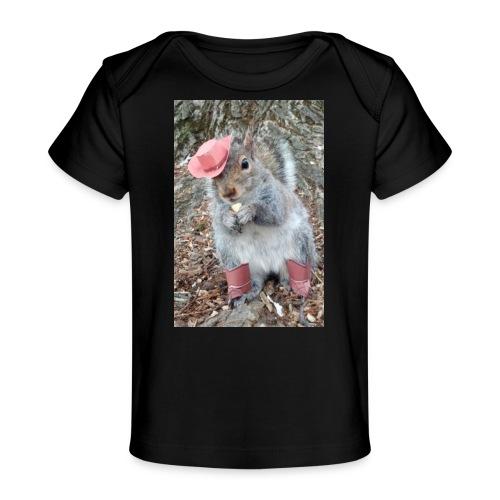 ecureuil deguise - T-shirt bio Bébé