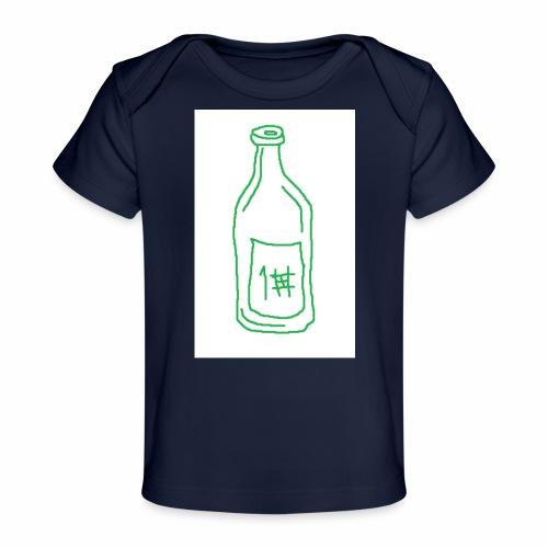Alkoholi - Vauvojen luomu-t-paita