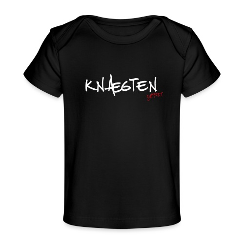 Knægten Support - Galaxy Music Lab - Økologisk T-shirt til baby