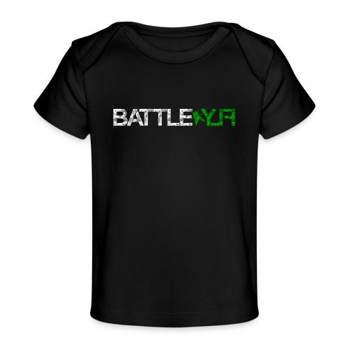 Logo_1_vorn - Baby Bio-T-Shirt