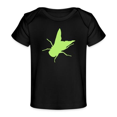 fliege - Baby Bio-T-Shirt