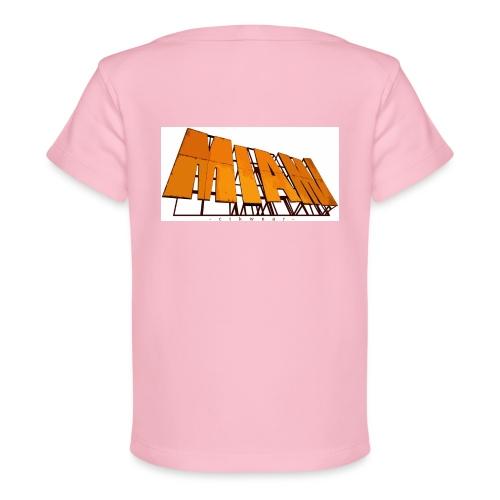 miami ctk - T-shirt bio Bébé