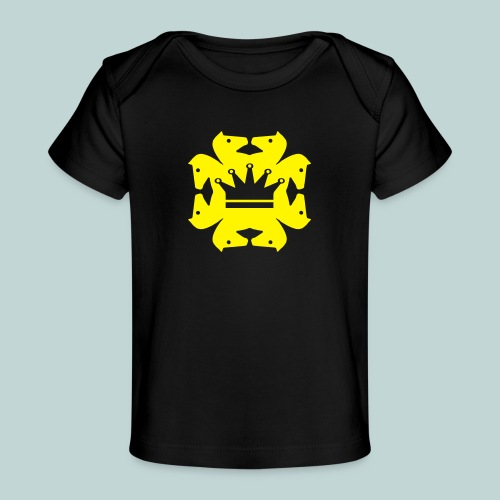 acht Springer - Baby Bio-T-Shirt