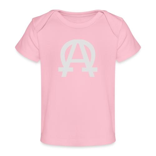alpha-oméga - T-shirt bio Bébé