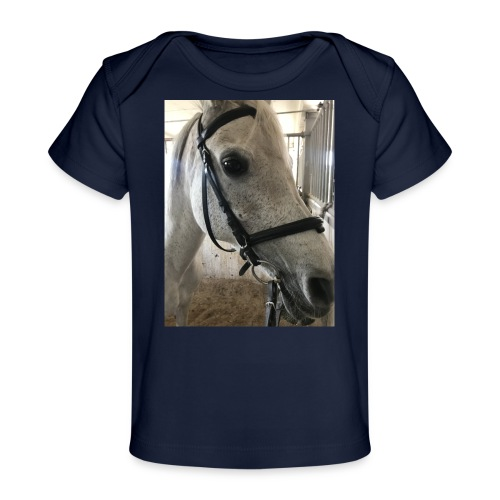 9AF36D46 95C1 4E6C 8DAC 5943A5A0879D - Økologisk baby-T-skjorte