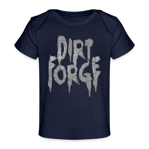 Dirt Forge Gravel t-shirt - Økologisk T-shirt til baby