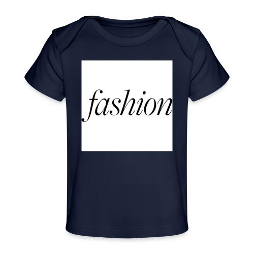 fashion - Baby bio-T-shirt