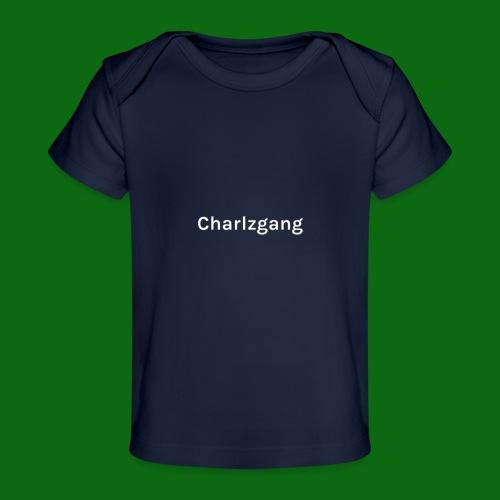 Charlzgang - Organic Baby T-Shirt
