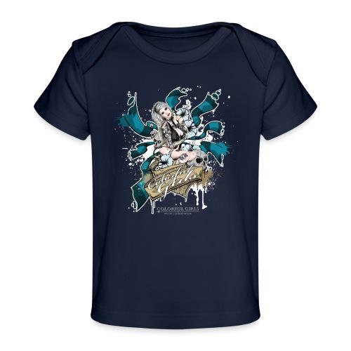 Sandra 2 2 png - Baby Bio-T-Shirt