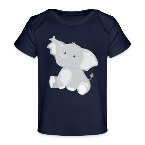 ELEFANT - Baby Bio-T-Shirt
