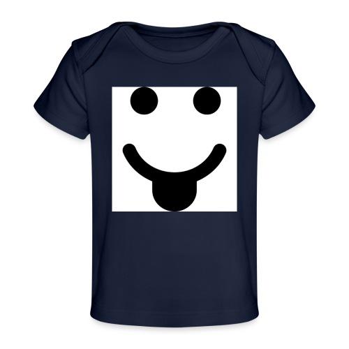 smlydesign jpg - Baby bio-T-shirt