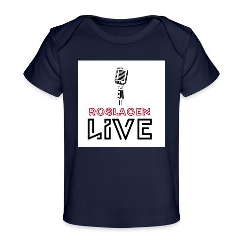 Roslagen Live - Ekologisk T-shirt baby