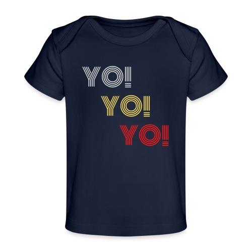 YO! - Baby Bio-T-Shirt