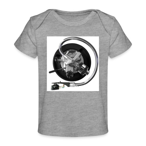 120dpiliebrandslarm - Baby bio-T-shirt
