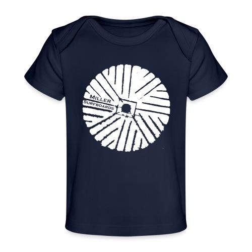 White chest logo sweat - Organic Baby T-Shirt
