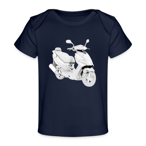 snm daelim othello pencil png - Baby Bio-T-Shirt