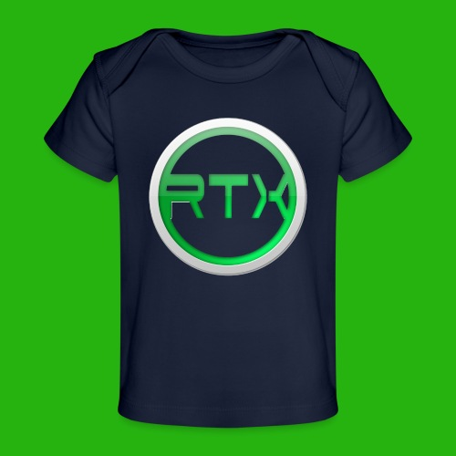 Logo Mug - Organic Baby T-Shirt