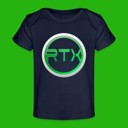 Logo SnapBack - Organic Baby T-Shirt