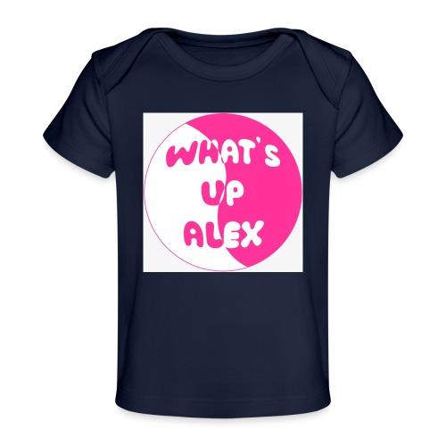 45F8EAAD 36CB 40CD 91B7 2698E1179F96 - Organic Baby T-Shirt