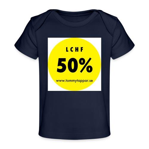 knapp 50 3 - Ekologisk T-shirt baby