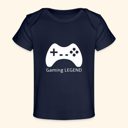 Gaming LEGEND - Baby bio-T-shirt