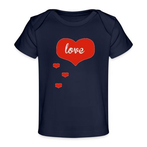 baby boo design - Organic Baby T-Shirt