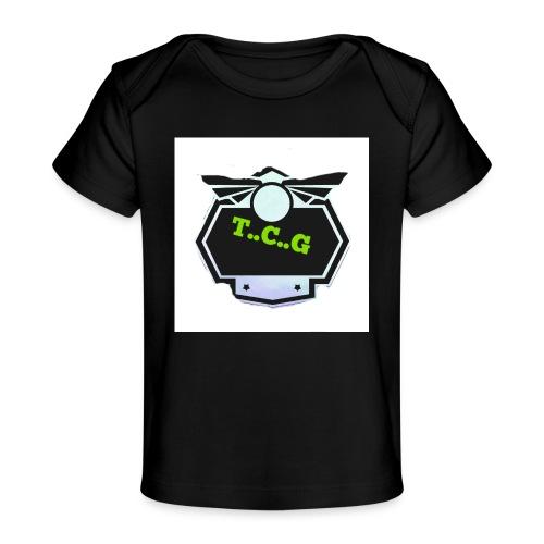 Cool gamer logo - Organic Baby T-Shirt