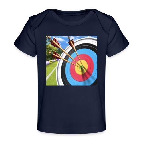 13544ACC 89C4 4278 B696 55956300753D - Økologisk baby-T-skjorte