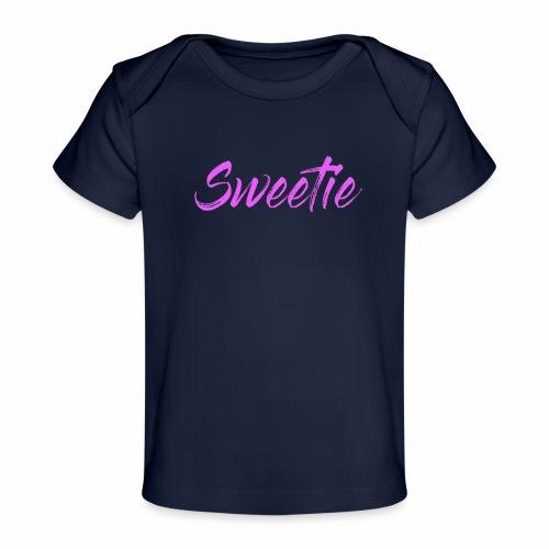 Sweetie - Organic Baby T-Shirt