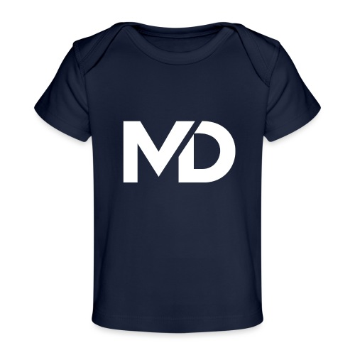 MD Clothing Official© - T-shirt bio Bébé