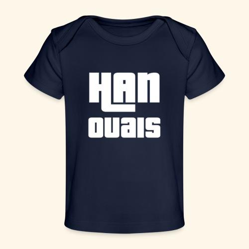 Han Ouais GTA blanc - T-shirt bio Bébé