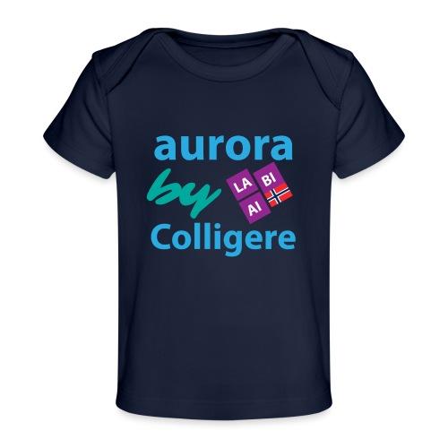 Aurora by Colligere - Økologisk baby-T-skjorte