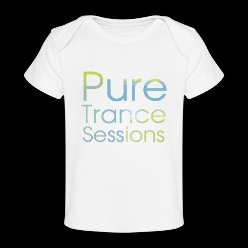 pts text hd - Organic Baby T-Shirt