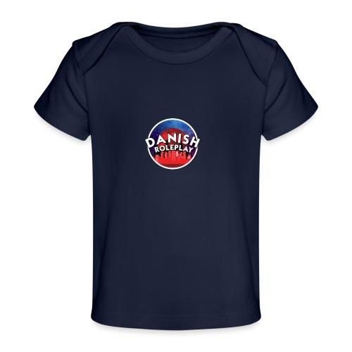 DanishRP New Logo - Økologisk T-shirt til baby
