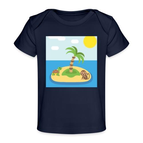 apa - Ekologisk T-shirt baby