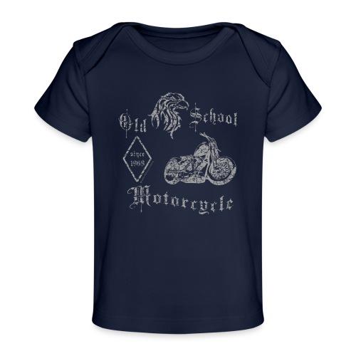 Old School MC 1968 - Baby Bio-T-Shirt
