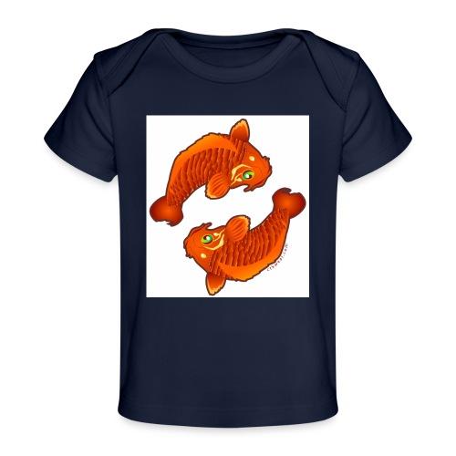 carpe - T-shirt bio Bébé