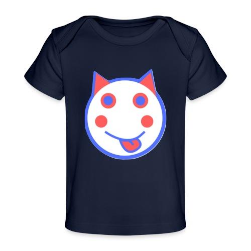 Red White And Blue - Alf Da Cat - Organic Baby T-Shirt