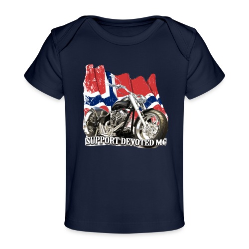 SUPPORT STREETWARE FLAG1 - Økologisk baby-T-skjorte