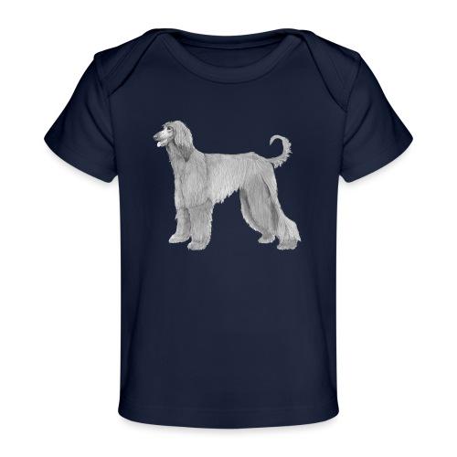 afghanskMynde - Økologisk T-shirt til baby