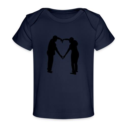 silhouette 3612778 1280 - Ekologisk T-shirt baby